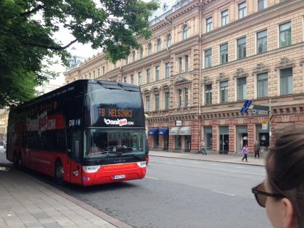 autobus onnibus