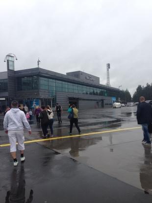 Lotnisko w Turku