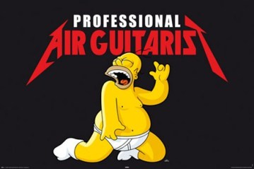 lghr18125professional-air-guitarist-homer-simpson-poster