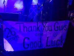 Thank You Guys and Good Luck! – Farewell Tour Poland2017